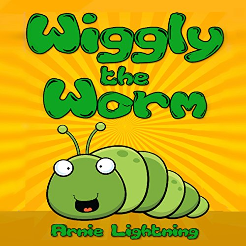 14) Books for Kids: Wiggly the Worm