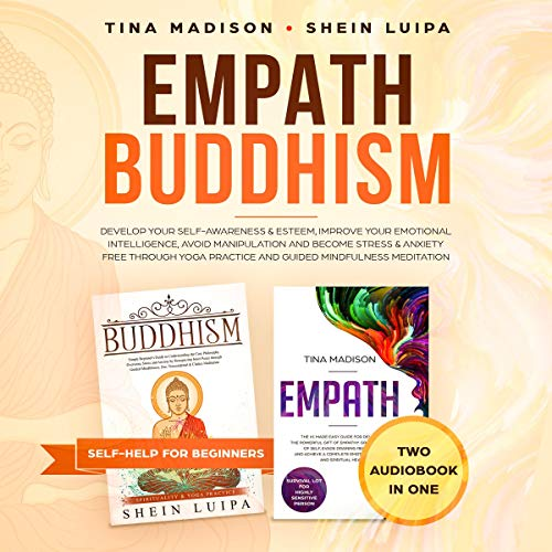 4) Empath Buddhism by Tina Madison, Shein Luipa