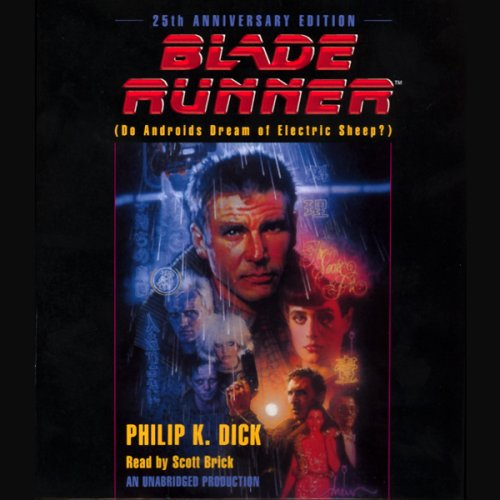 14) Do Androids Dream of Electric Sheep? - Philip K. Dick