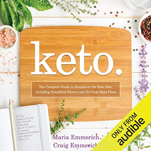 20) Keto The Complete Guide