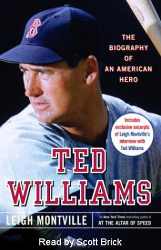 25) Ted Williams: the biography of American Hero