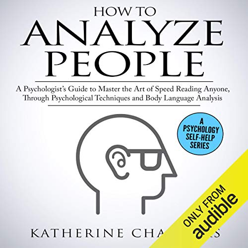 6) How to analyze people by Katherine Chambers
