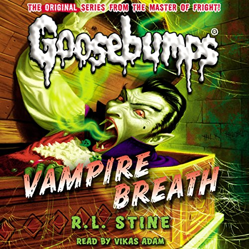 10) Classic Goosebumps: Vampire Breath