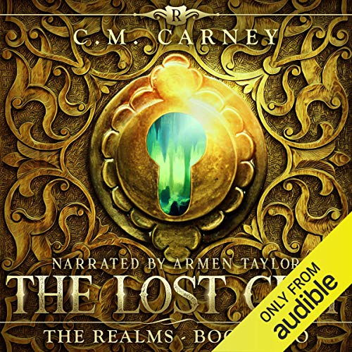 1) The Lost City: An Epic LitRPG Adventure: The Realms Series