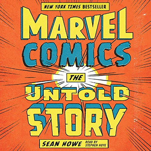 11) Marvel Comics: The Untold Story