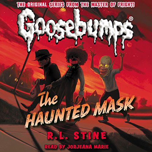 6) Classic Goosebumps: The Haunted Mask