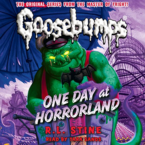 3) Classic Goosebumps: One Day at Horrorland
