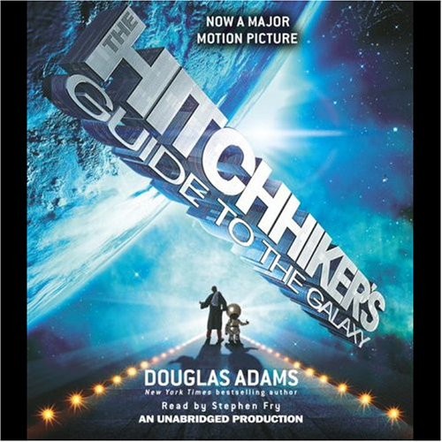 6) The Hitchhiker's Guide to the Galaxy