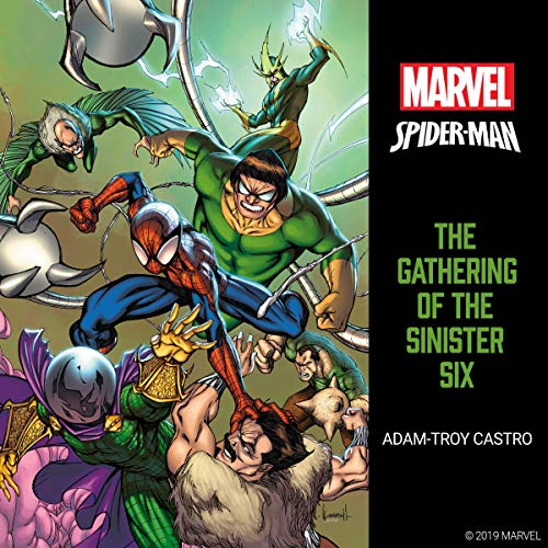 14) Spider-Man: The Gathering of the Sinister Six