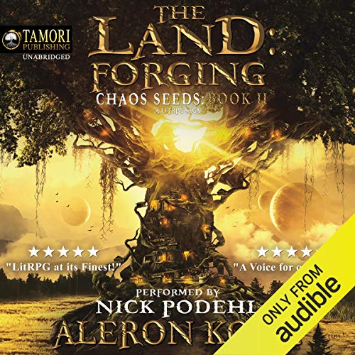 19) The Land: Forging: Chaos Seeds, Book 2
