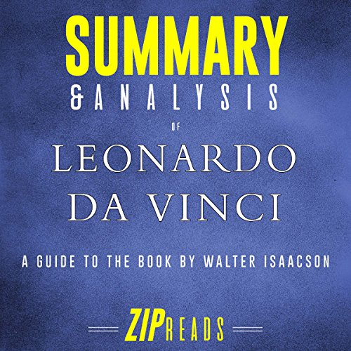 34) Analysis of Walter Isaacson's Leonardo da Vinci by Milkway Media