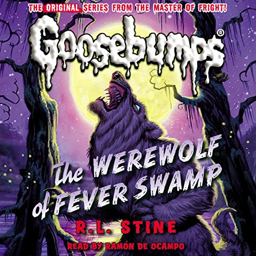 4) Classic Goosebumps: The Werewolf of Fever Swamp
