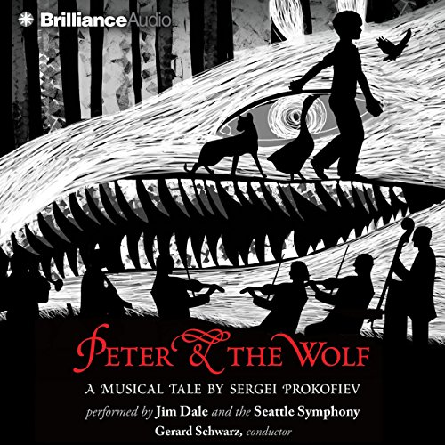 3) Peter and the Wolf