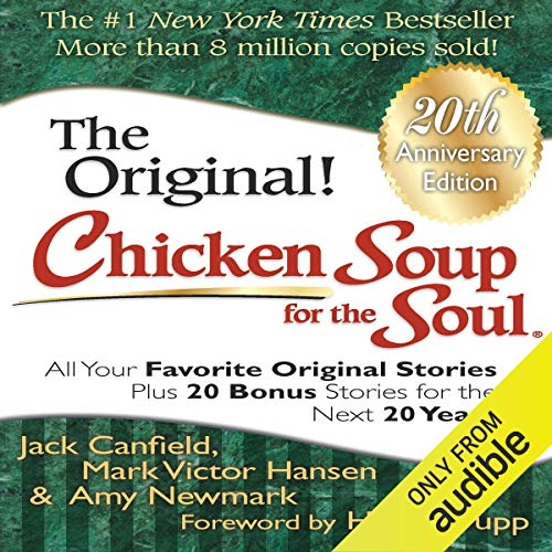 24) Chicken Soup for the Soul