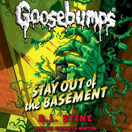 7) Classic Goosebumps: Stay Out of the Basement