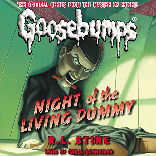 1) Classic Goosebumps: Night of the Living Dummy