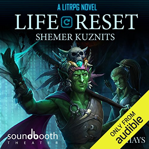 13) Life Reset: A LitRPG Novel: New Era Online, Book 1