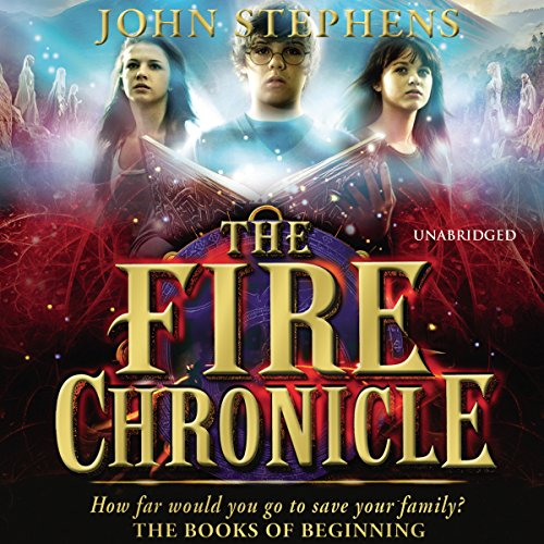 9) The Fire Chronicle: The Book of Beginning 2