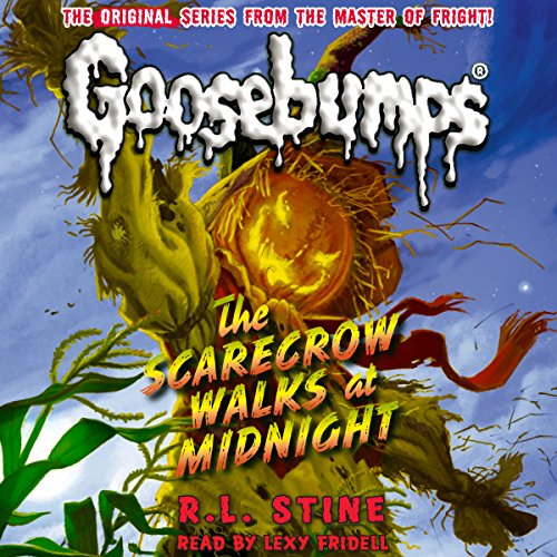 5) Classic Goosebumps: The Scarecrow Walks at Midnight