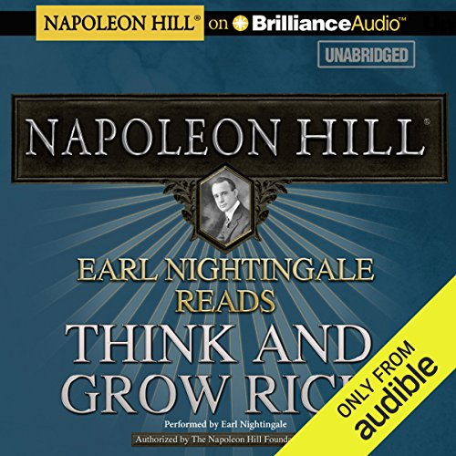 7) Earl Nightingale Reads Think and Grow Rich