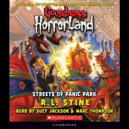 13) Streets of Panic Park: Goosebumps Horrorland