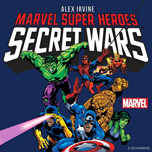 2) Marvel Super Heroes: Secret Wars