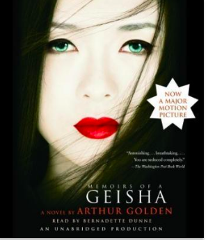 Memoirs of Geisha by Arthur Golden