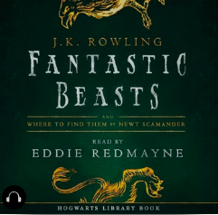 Fantastic Beast by J.K. Rowling