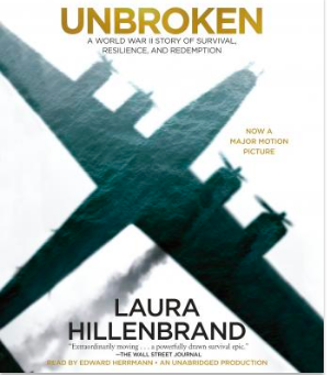 Unbroken by Laura Hillembrand