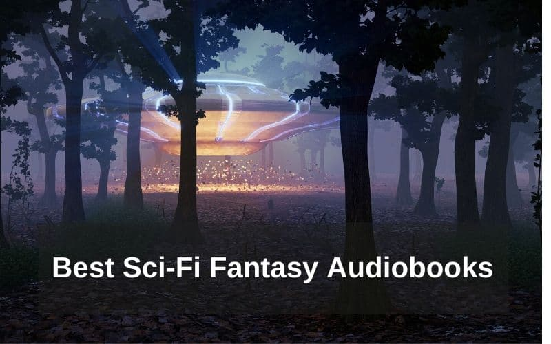 Audible's Top Science Fiction & Fantasy of 2019